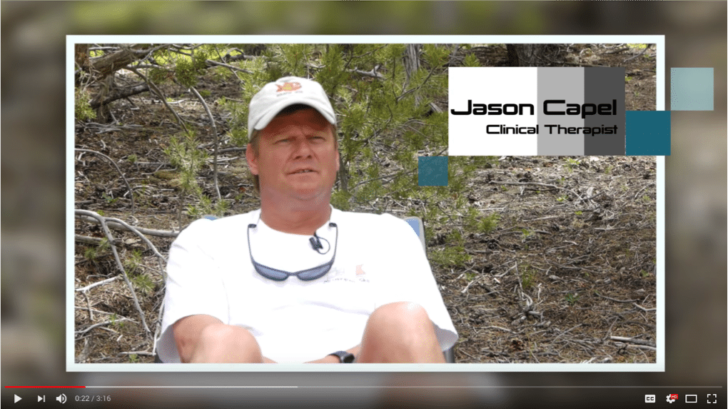 Get to know Jason Capel, one of our Clinical Wilderness Therapists at Aspiro