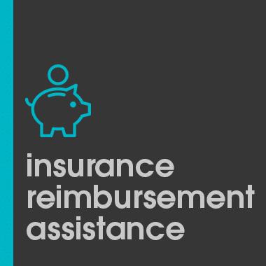 Aspiro Insurance reimbursement assistance page link image