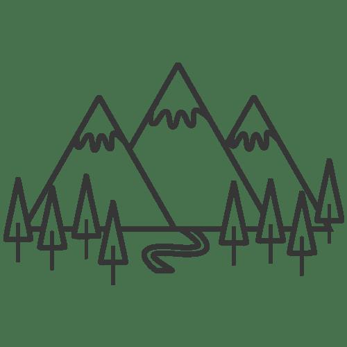 Aspiro Activities Snowshoeing icon