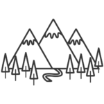 Aspiro Activities Snowshoeing icon