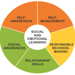 Social and emotional learning-CASEL-Wheel